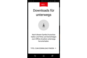 Download per Netflix-App