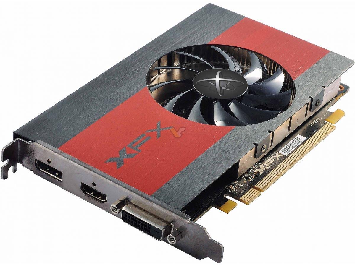 XFX RX 460 Core Edition OC