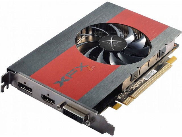 XFX RX 460 Core Edition OC