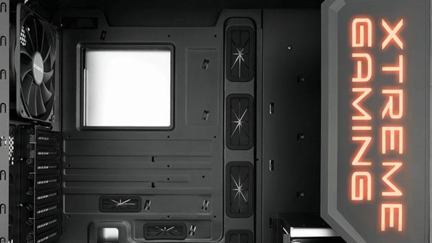 Gigabyte Xtreme Gaming XC700W: Extravagantes Designgehäuse mit bunten LEDs