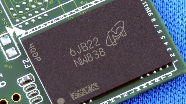 NAND-Flash: Knappheit gut für Hersteller, schlecht für SSD-Preise