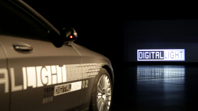 2 millionen lichtpixel mercedes benz nutzt dlp f r neue for 2 5 million mercedes benz