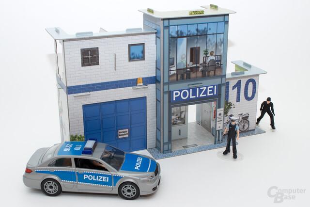 Tiptoi Spielwelt Polizei im Test