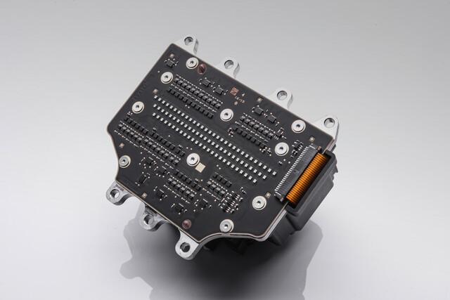 Multibeam-LED-Modul der E-Klasse W213 (84 LEDs in der Mitte)