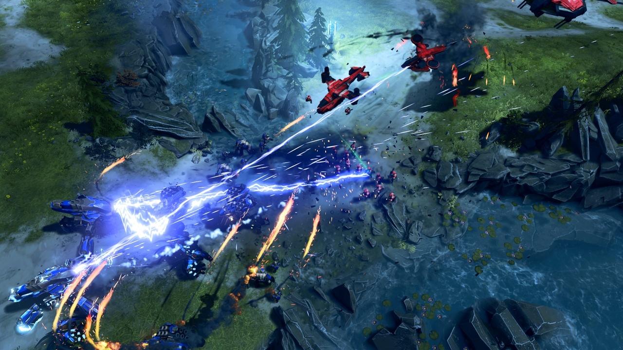 Halo Wars: Definitive Edition: Strategiespiel-Remaster noch 2016 auf Windows 10