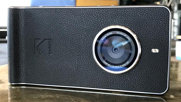 Termin: Kodak Ektra ab 9.Dezember für 499Euro im Handel