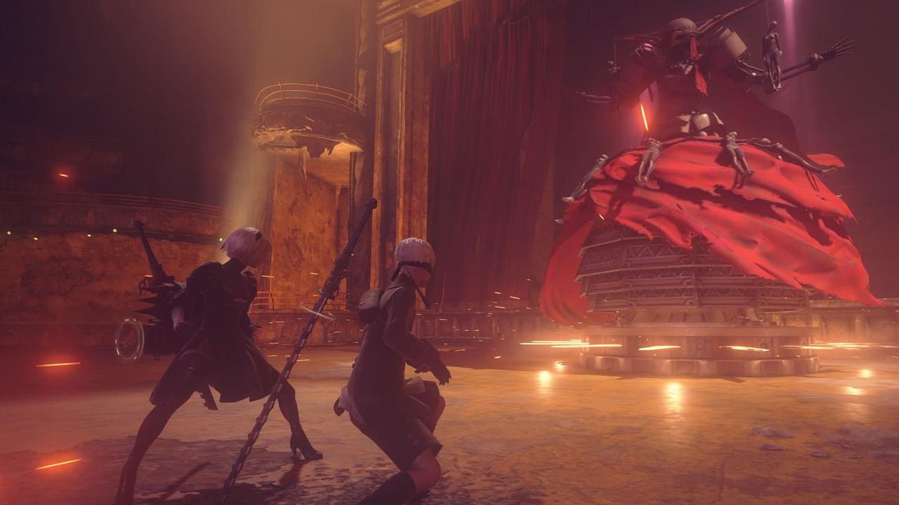 Erscheinungstermin: NieR: Automata am 10. März für die PS4 im Handel
