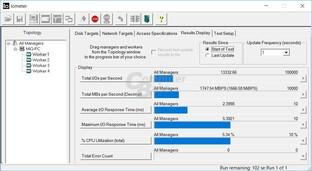 Unter Windows 10 sind unter Idealbedingungen (QD32) 1.750 MB/s möglich