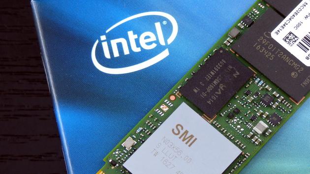 Intel SSD 600p im Test: Die günstigste NVMe-SSD schlägt SATA nur knapp