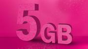 5 Gigabyte kostenlos: Deutsche Telekom verschenkt Datenvolumen