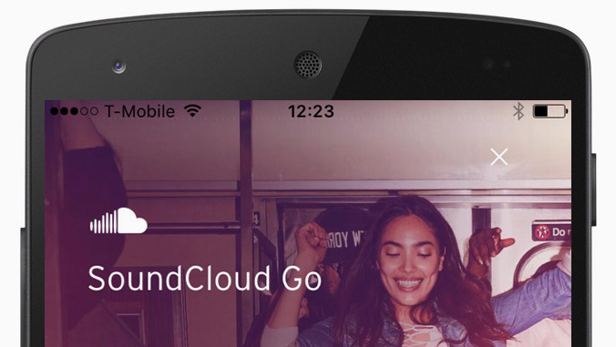 Musik-Streaming: SoundCloud Go startet in Deutschland