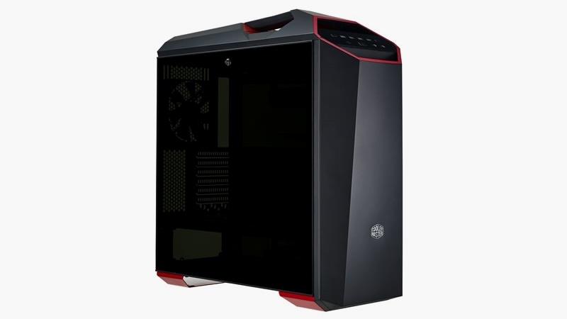 Cooler Master MasterCase: Neues Spitzenmodell Maker 5T trägt Rot-Schwarz