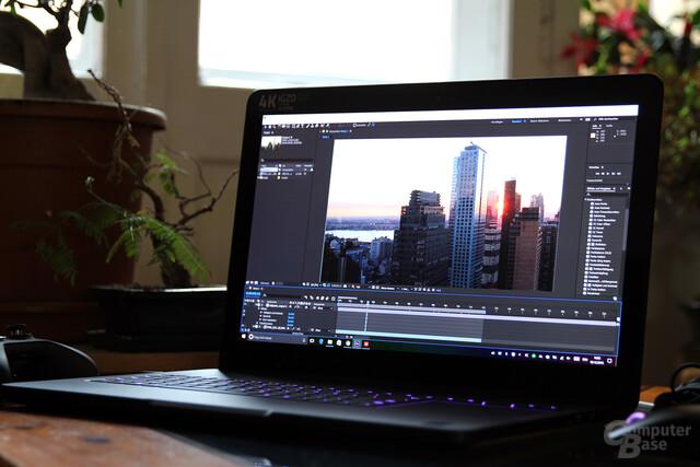 Für professionelle Anwender: Die Skalierung bei Adobe CC stimmt