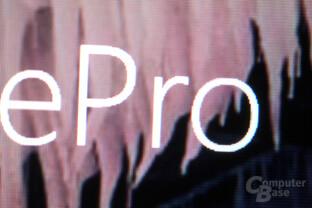 Pixelmatrix des Razer Blade Pro