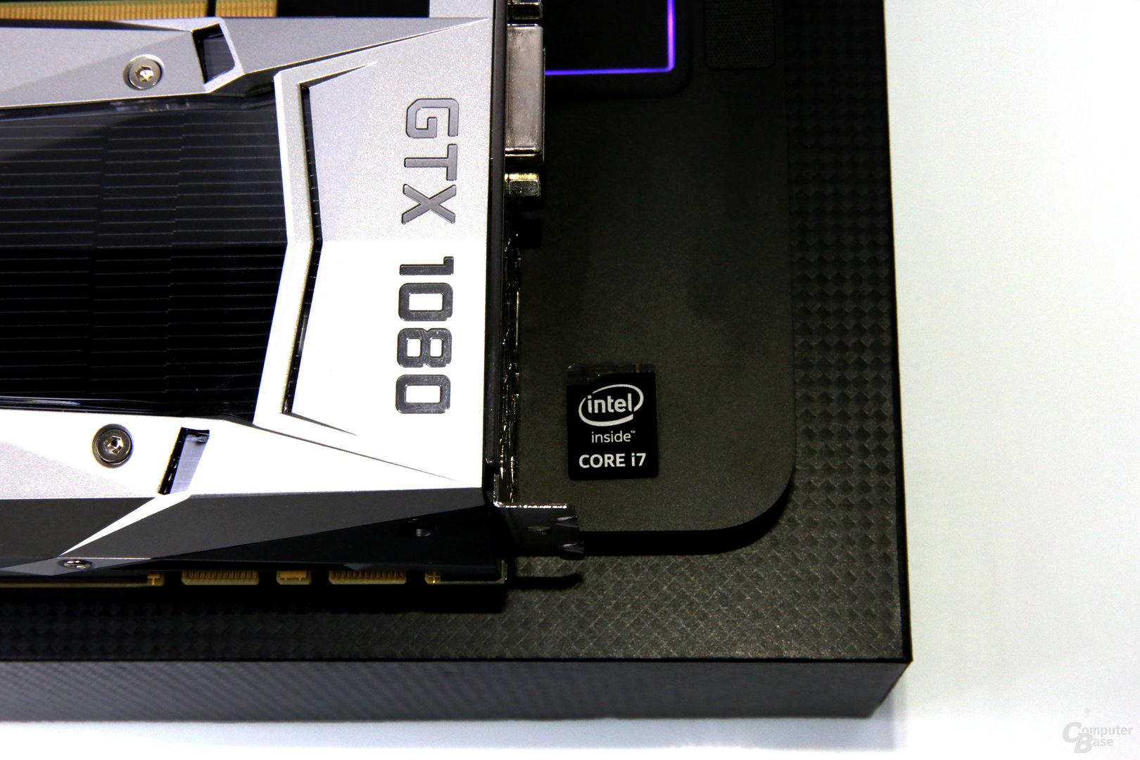 1080-Desktop-Grafikchip und kleiner mobiler Core i7