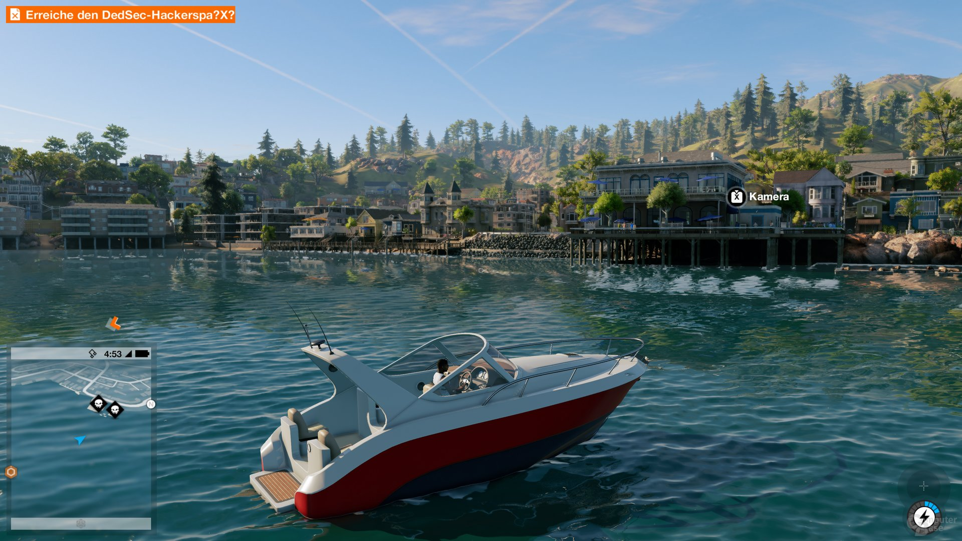 Watch Dogs 2 in 4K, Ultra-Details