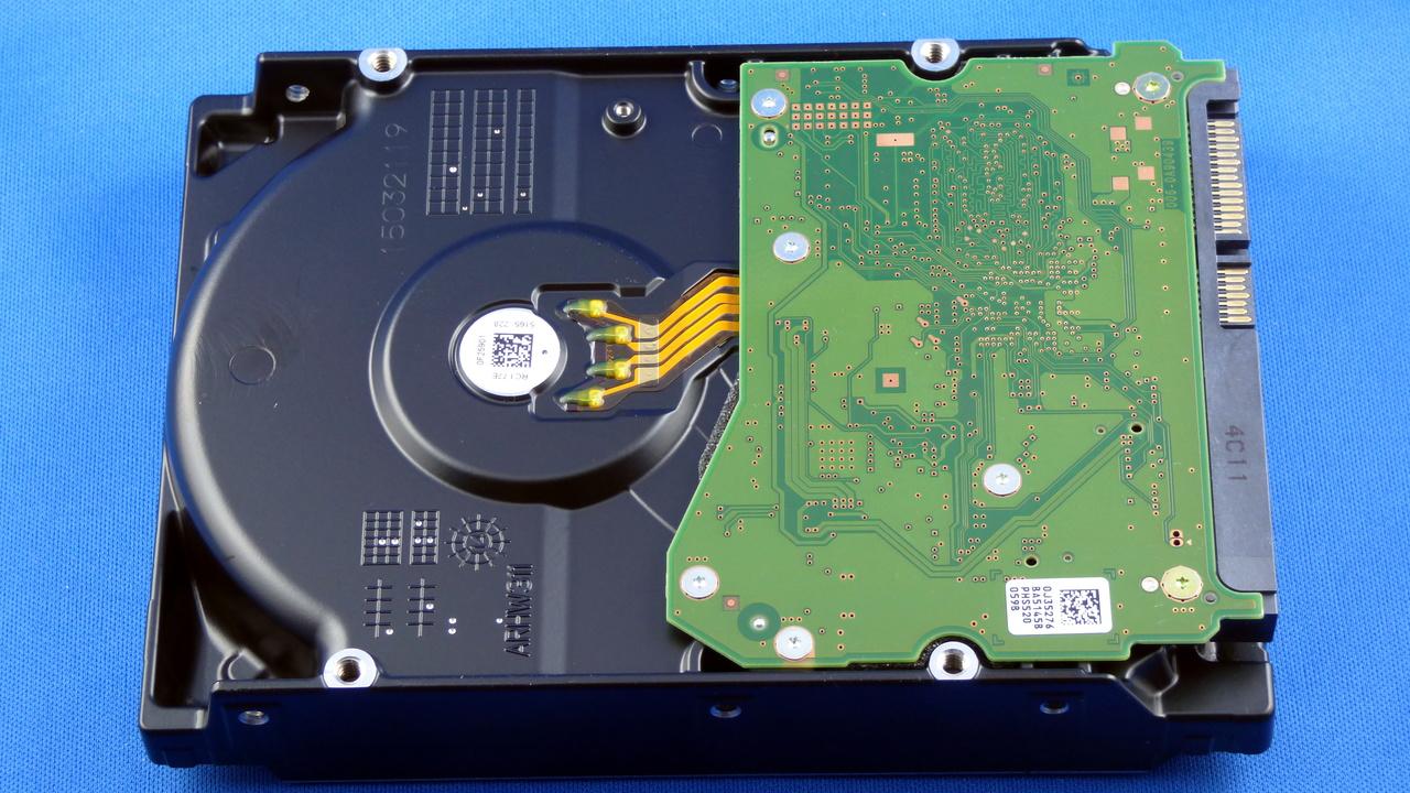 Western Digital: Helium-HDDs mit 12 und 14 TByte im 8-Platter-Design