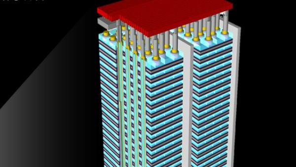Toshiba und Western Digital: Erst mit BiCS3 und 64 Layer ist 3D-NAND kostengünstig