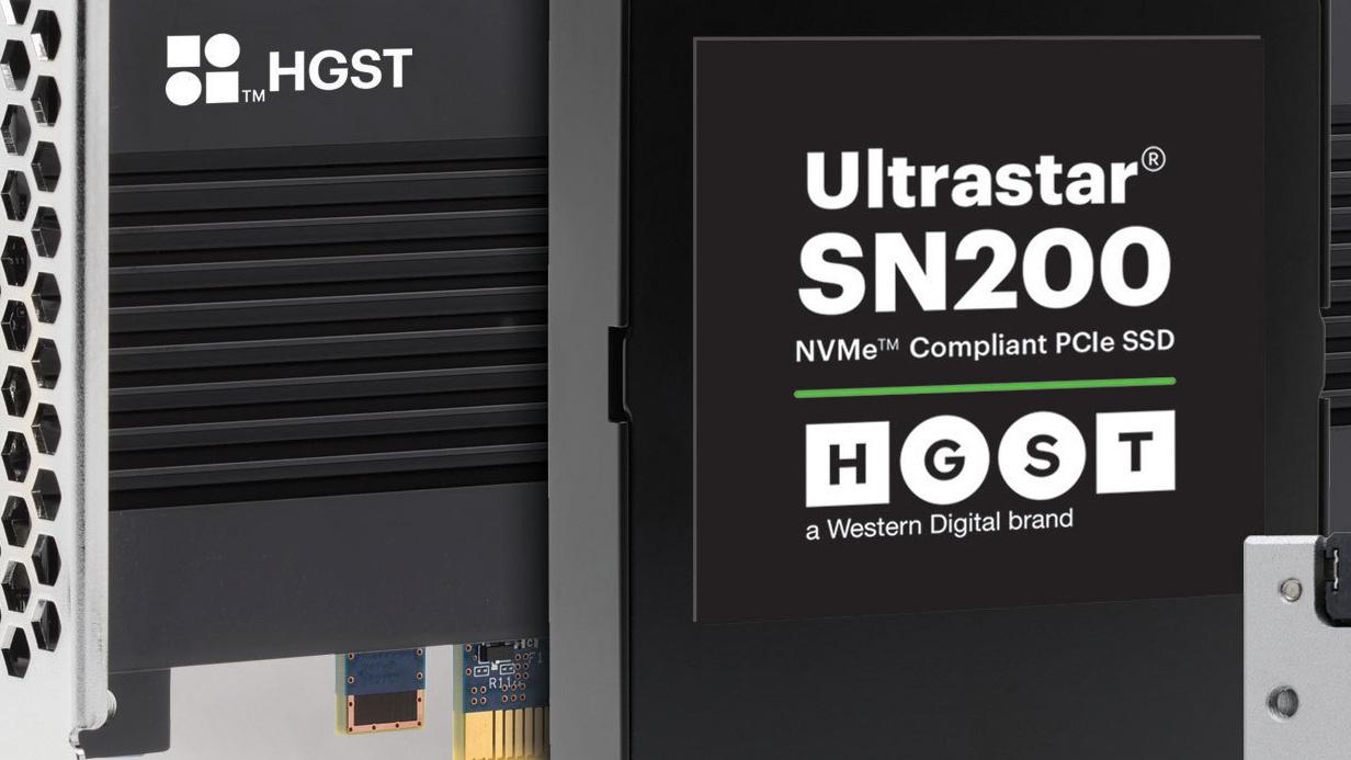Ultrastar: HGST hievt Server-SSDs auf 1,2 Mio. IOPS und 8 TByte