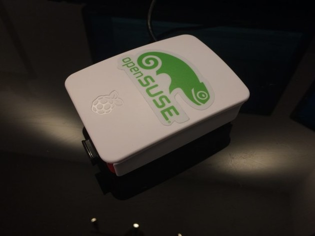 OpenSUSE 64-Bit Raspberry Pi