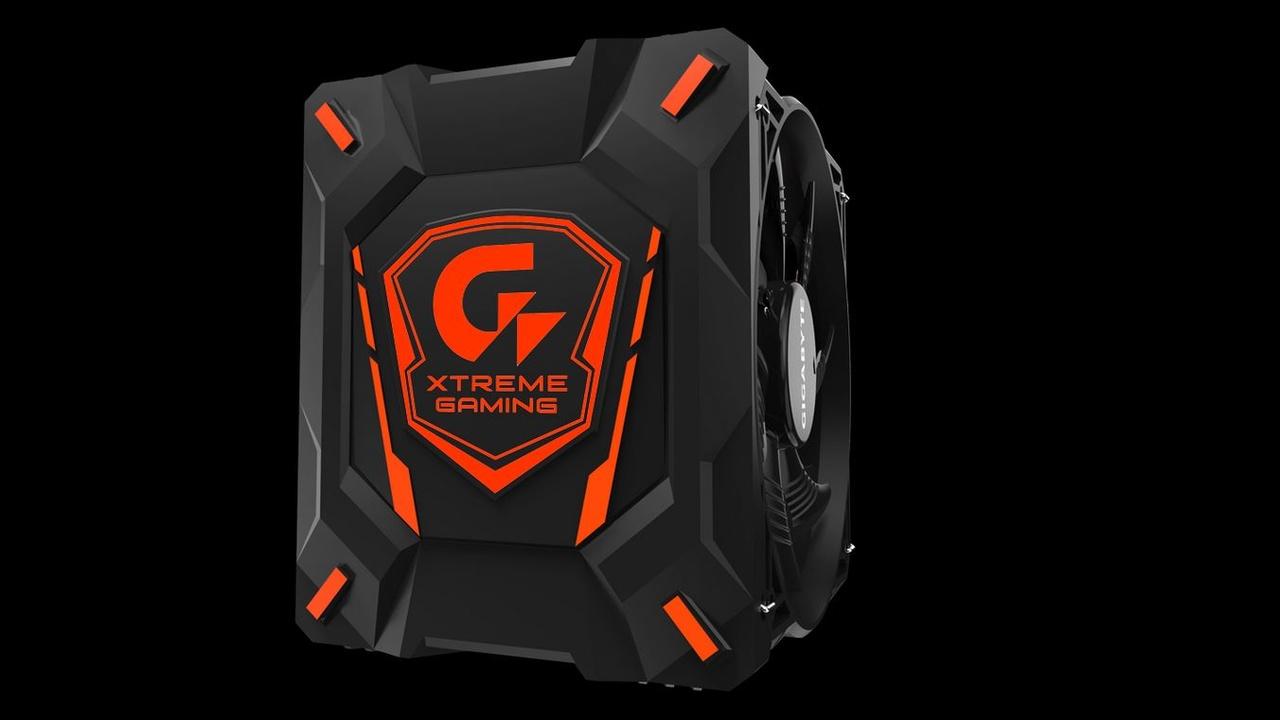 CPU-Kühler: Gigabytes XTC700 kühlt Prozessoren bunt beleuchtet