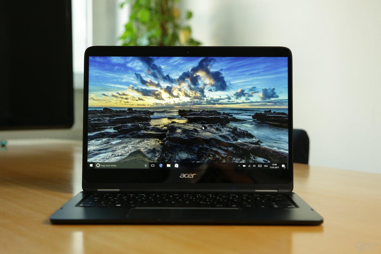 Das Acer Spin 7 im Test