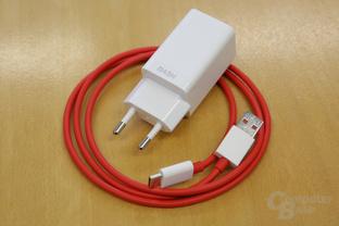 Dash-Ladegerät mit 20 Watt