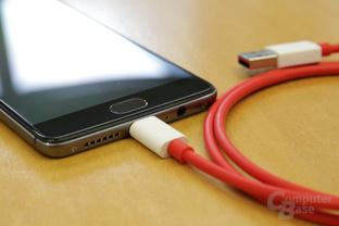 USB Typ C mit 2.0-Standard