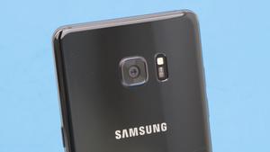 Samsung Galaxy Note 7: Update soll Smartphone unbrauchbar machen