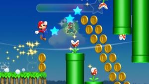 Super Mario Run: Mario rennt nicht ohne Internetverbindung