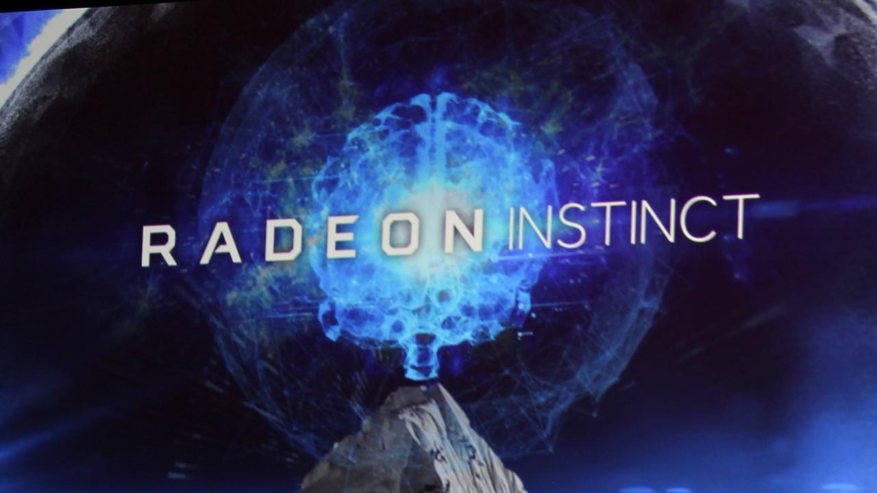 AMD Radeon Instinct: Passiv gekühlte MI25 mitVega für Deep Learning