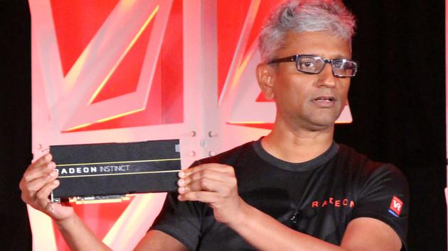 """Details zu Vega: AMD nennt 12,5 TFLOPs, """"NCUs"""" und 512 GB/s"""