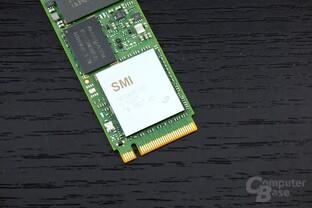 Intel SSD 600p: SM2260-Controller