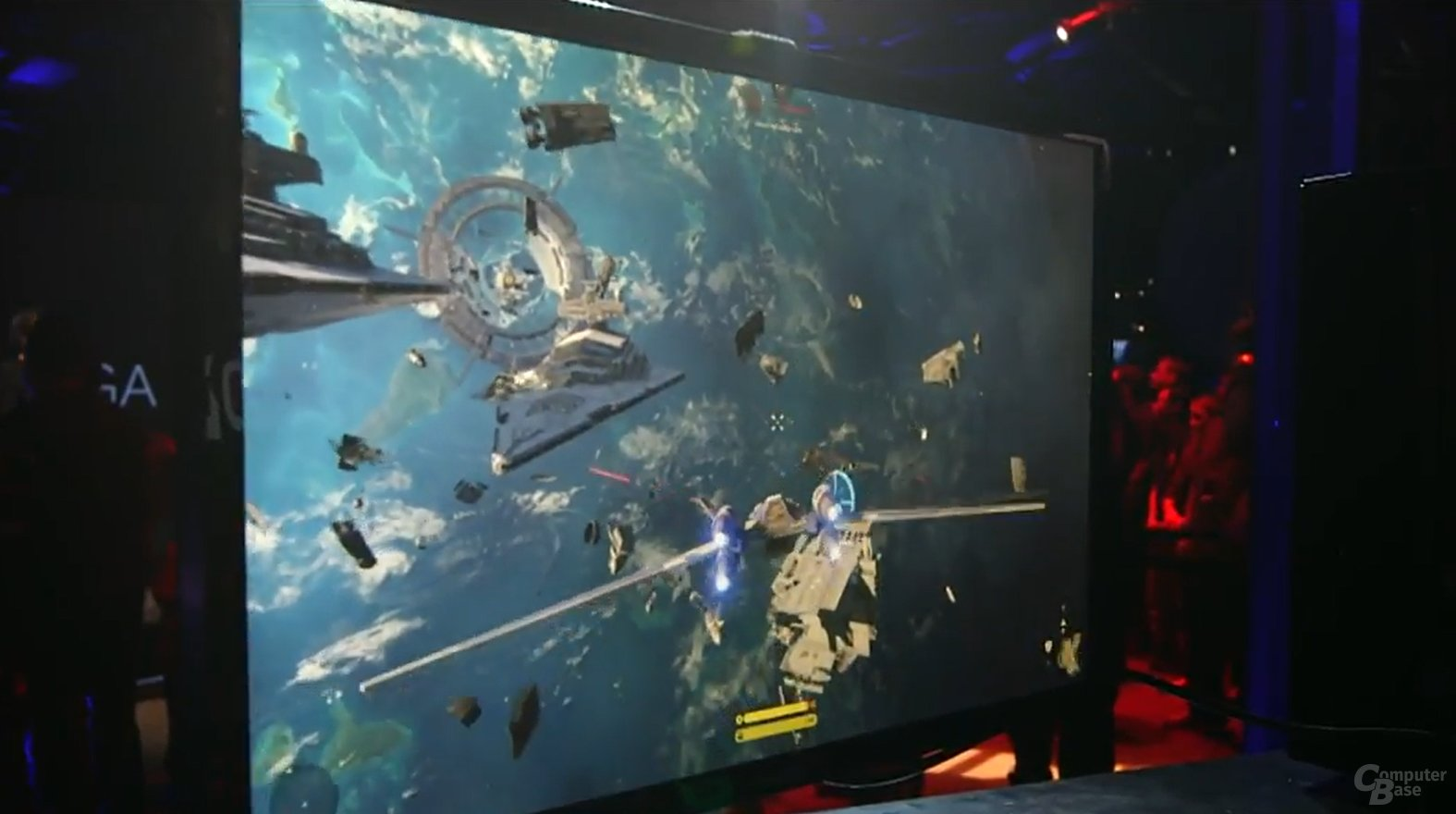 Start Wars: Battlefront DLC Rogue One mit 60+ FPS in Ultra HD