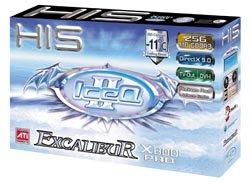 HIS Excalibur X800 Pro IceQ 2 Verpackung