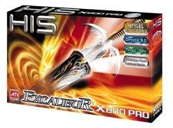 HIS Excalibur X800 Pro