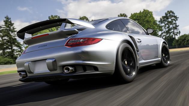 Rennspiele: Porsche ab 2017 wieder in mehr Titeln zu finden