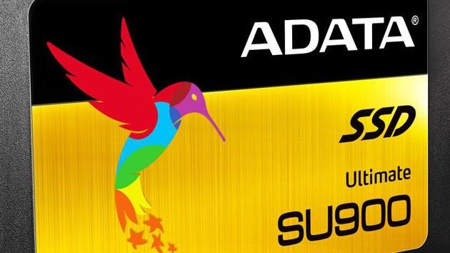 Adata Ultimate SU900: SATA-SSD mit haltbarerem MLC-3D-NAND und bis zu 2 TB