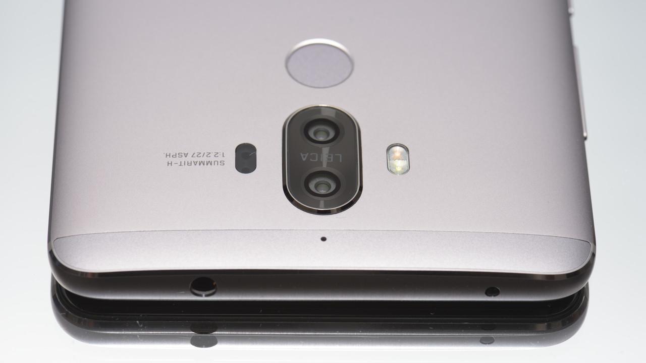 Aktion: Huawei Mate9 mit 100Euro Preisnachlass
