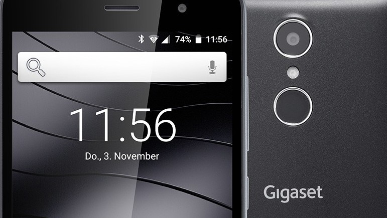 Gigaset GS160: Android-Smartphone für 149 Euro mit ...