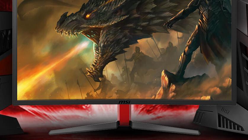 Optix G27C: MSI hat Gaming-Monitor mit Samsung-Panel im Programm