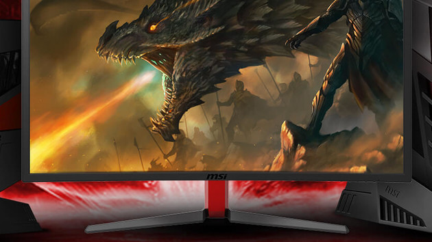 Optix G27C: MSI hat Gaming-Monitor mit Samsung-Panel im Programm