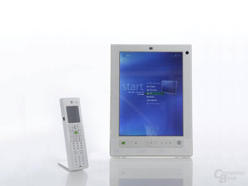 Home Tablet PC