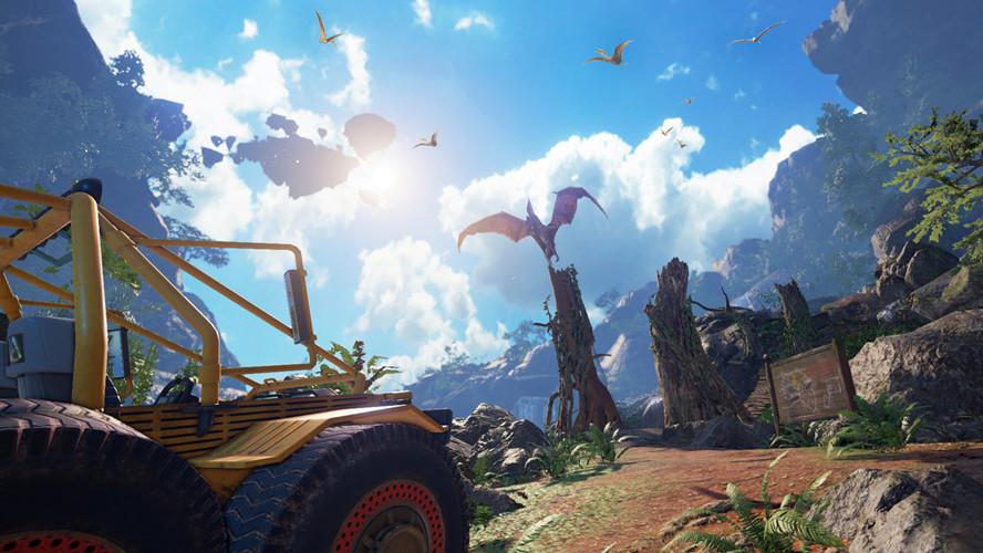 ARK Park: Virtueller Dino-Park für Vive, Rift und PlayStation VR