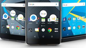 Smartphones: BlackBerry schließt Vertrag mit TCL