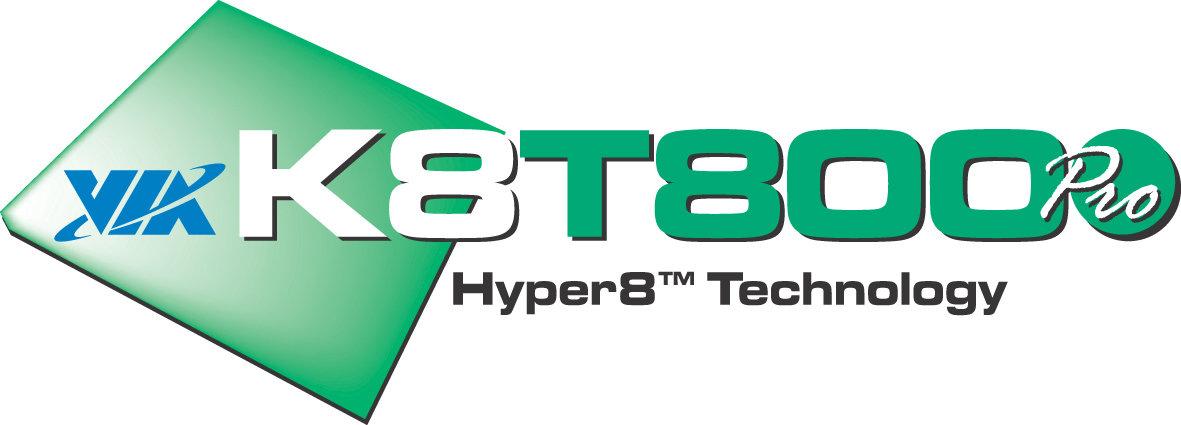 K8T800Pro Logo