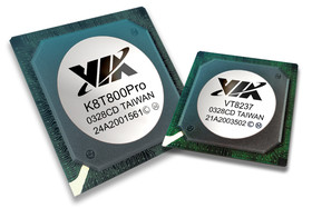 K8T800Pro Chipsätze