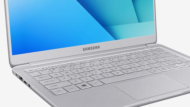 Samsung Notebook 9: Neue 13- und 15-Zoll-Laptops wiegen unter 1Kilogramm