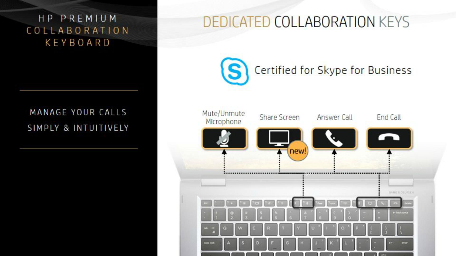 Skype Business zertifiziert