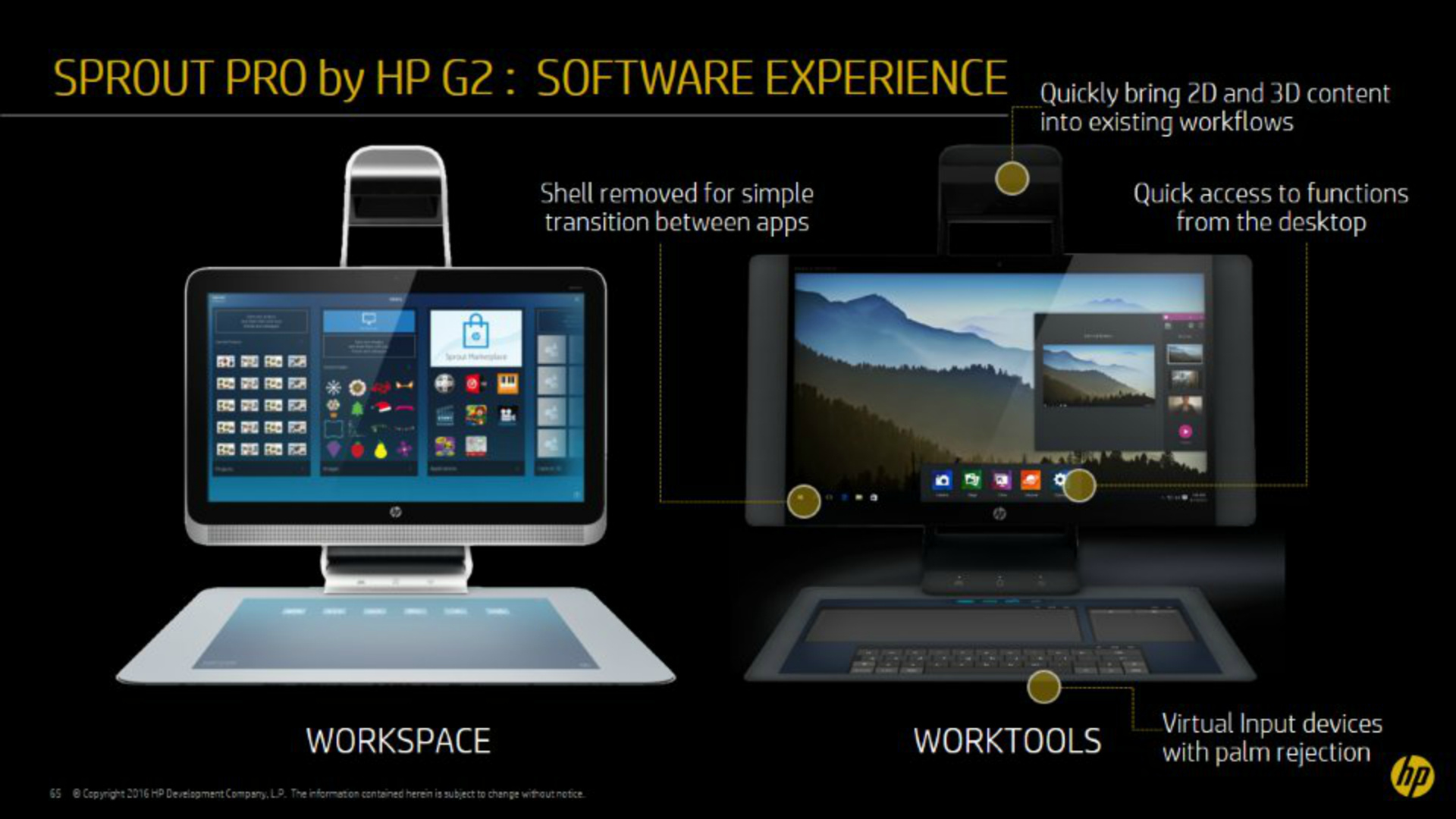 HP Sprout Pro G2